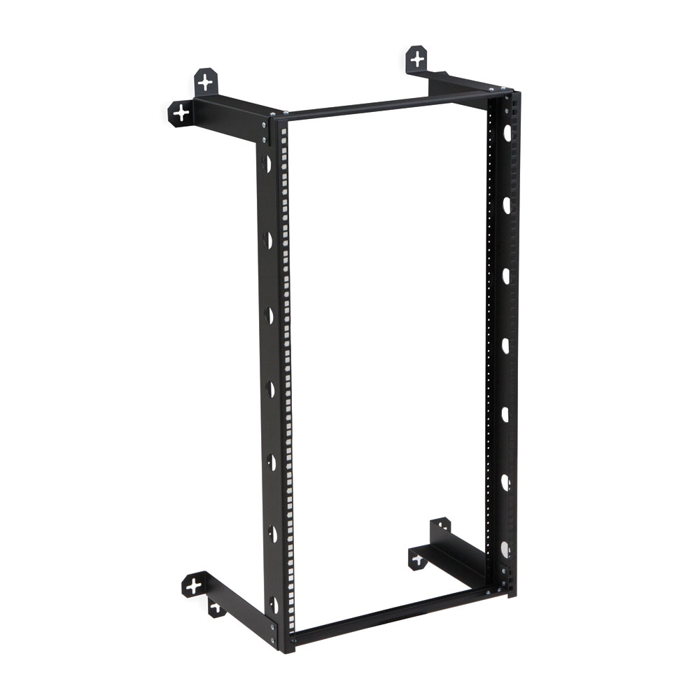 V-Line Open Frame Wall Mount Racks