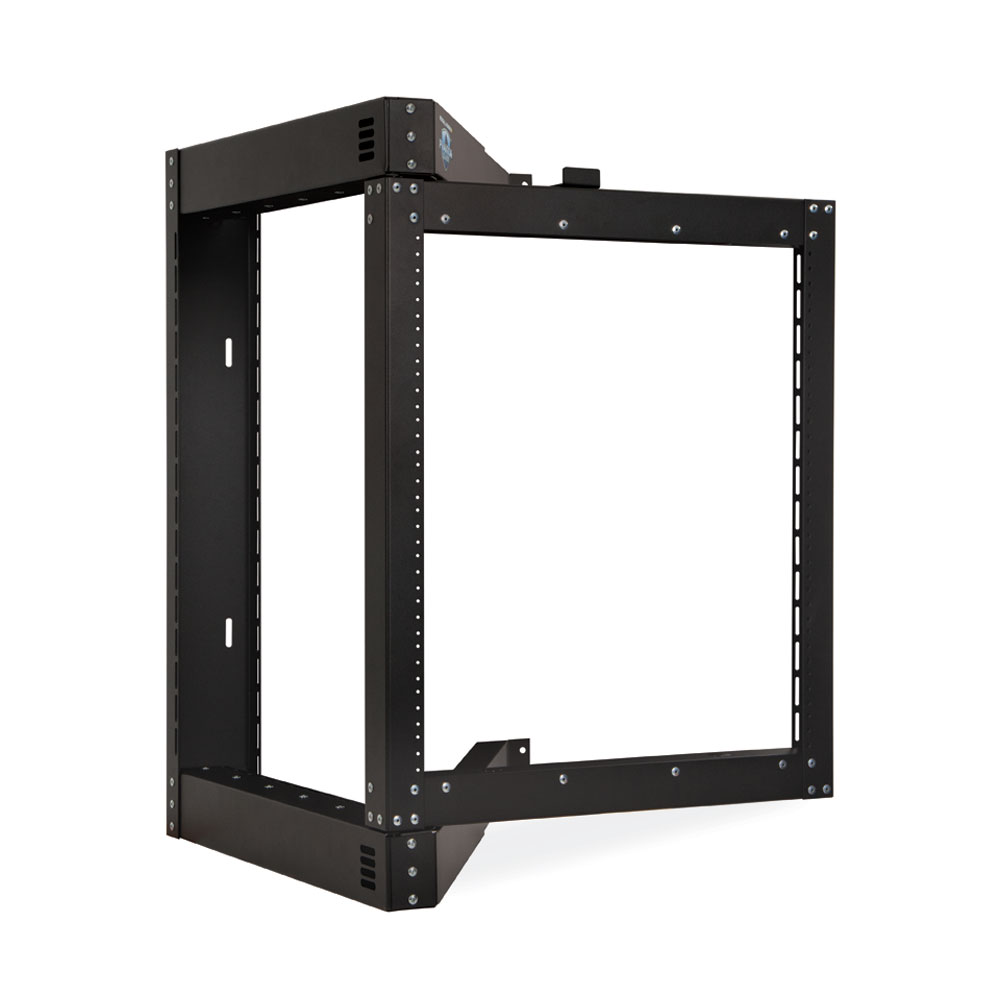 Open Frame Swing-Out Wall Mount Racks
