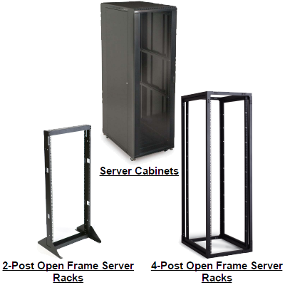 Full Size Racks & Enclosures