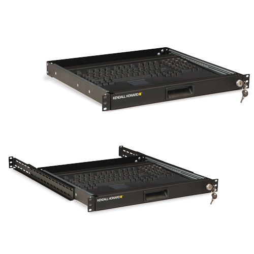 Rackmount Keyboard Trays